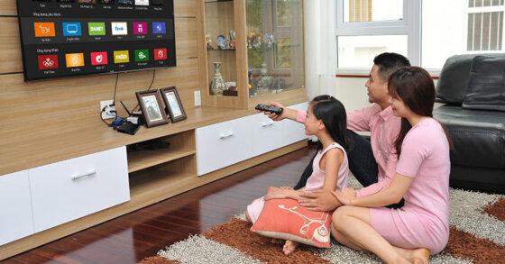 Nên mua Smart Tivi loại nào nét để xem phim giải trí