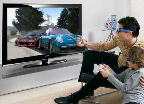 Nên mua tivi 3D hay smart tivi?