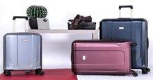 Nên mua vali khóa kéo hay vali khóa sập ?
