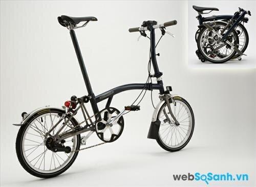 Nên mua xe đạp gấp hãng nào tốt nhất?