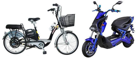 Nên mua xe máy điện hay xe đạp điện tốt hơn?