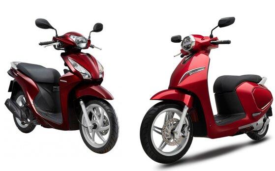 Nên mua xe máy điện VinFast hay Honda Vision?