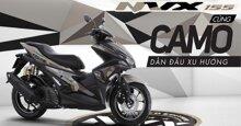 Nên mua xe máy Honda SH Mode hay Yamaha NVX ở mức giá 50 triệu đồng