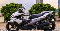 Nên mua xe máy tay ga giá rẻ SYM UA 125 hay Yamaha NVX
