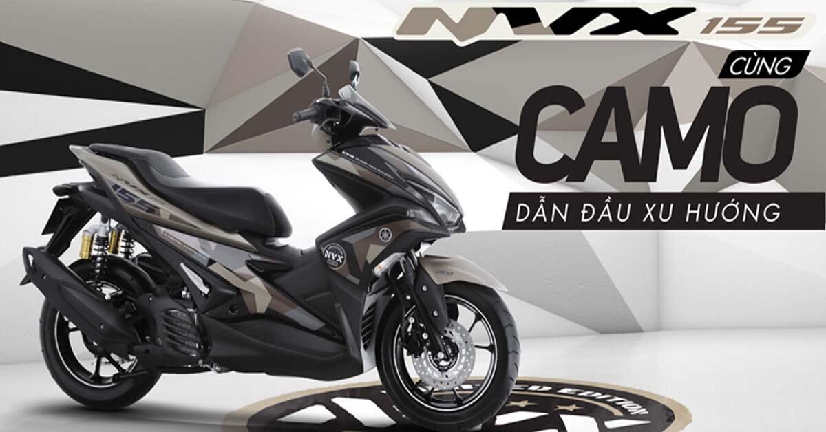 Nên mua xe máy Yamaha NVX hay Yamaha Acruzo