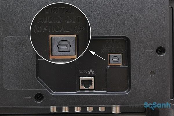 Nên sử dụng cổng HDMI (ARC) hay Optical cho kết nối dàn âm thanh