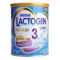 Nestle Lactogen Gold 3 – cho bé phát triển toàn diện