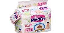 Nếu chọn bỉm Merries mẹ sẽ phải chi trả bao nhiên tiền mỗi tháng ?