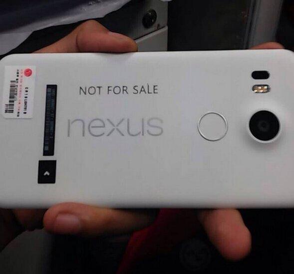 Nexus bất ngờ lộ ảnh thực tế đầu tiên