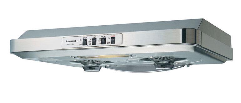 Máy hút mùi cao cấp 70cm Panasonic FV-70HQU1-GO