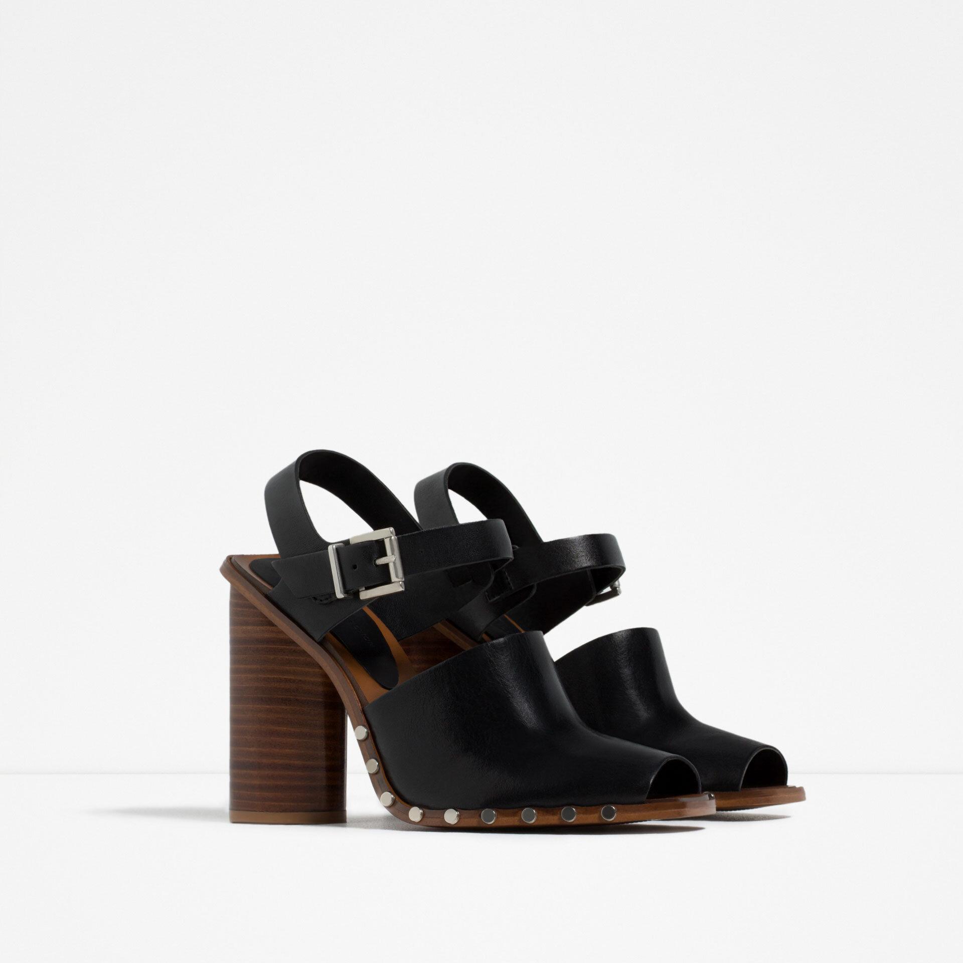 Ngắm 10 mẫu giày nữ mới ra mắt của Zara