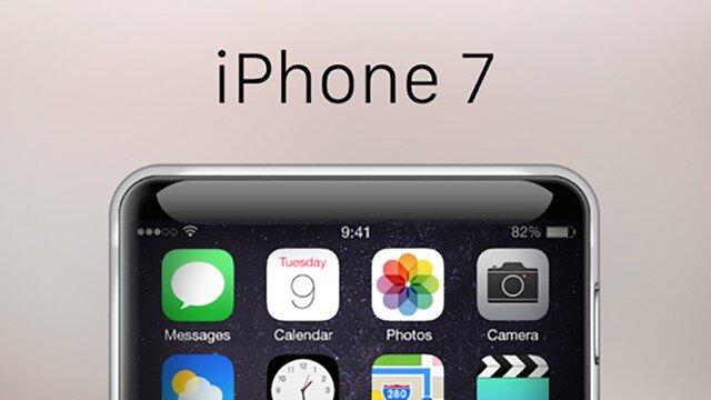 Ngắm concept iPhone 7 ấn tượng với thiết kế loại bỏ nút Home cảm ứng