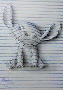 Ngắm nhìn những bức tranh vẽ 3D ấn tượng của cậu bé 15 tuổi