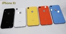 Ngày 2/11 điện thoại iPhone Xr chính hãng được Apple mở bán tại thị trường Việt Nam