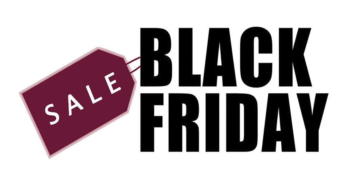 Ngày hội giảm giá Black Friday – Săn đồ công nghệ với Deal khuyến mãi khủng