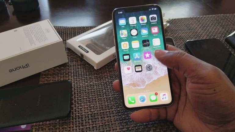 so sánh iphone x và iphone 11 pro