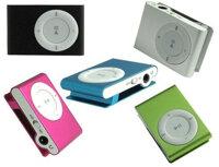 Nghe nhạc mọi lúc, mọi nơi với máy nghe nhạc MP3
