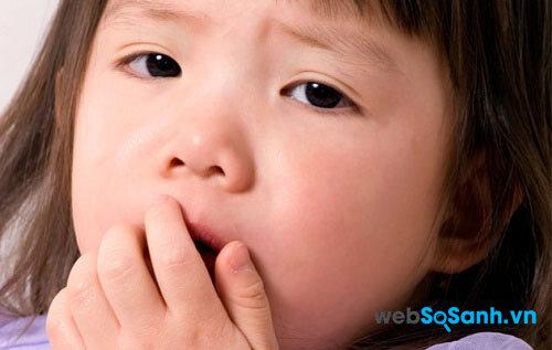 Nghe tiếng ho có thể biết bé nhà bạn đang bị bệnh gì