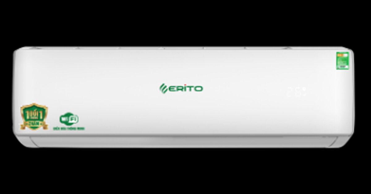 Ngoài khả năng tiết kiệm điện tới 60% điều hòa Erito Inverter còn có những ưu điểm gì ?