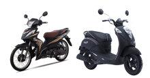 Người đi xe máy cần lưu ý định kỳ thay mới má phanh để đảm bảo an toàn