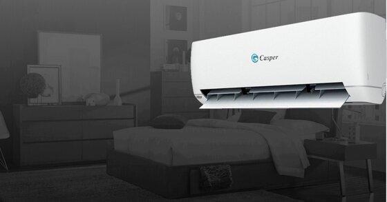 Người dùng đánh giá thế nào về điều hòa Casper 9000BTU LC-09TL22?