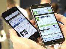 Người dùng Mỹ hài lòng với iPhone hơn Samsung Galaxy