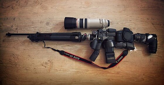 Người mới chụp ảnh nên sở hữu những phụ kiện nào?