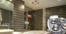 Nguyên nhân phát nổ của đèn sưởi nhà tắm là do đâu ? Làm thế nào để đèn sưởi nhà tắm không phát nổ ?
