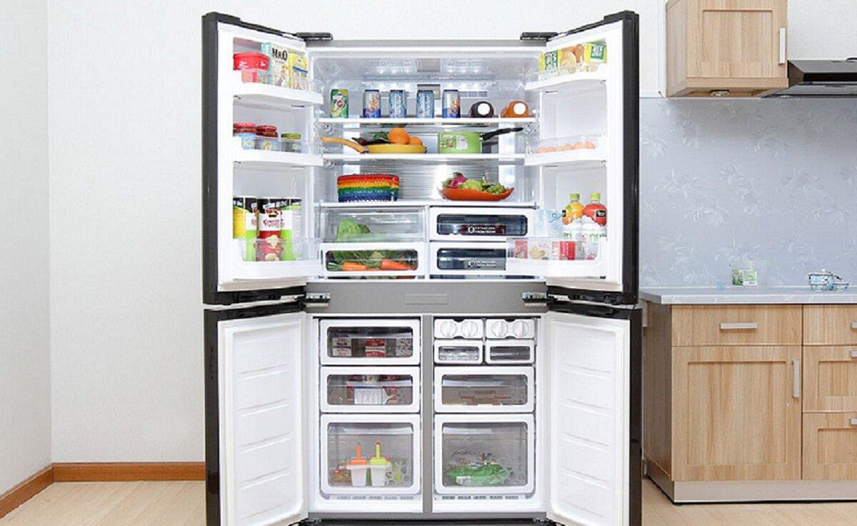 Nguyên nhân và cách khắc phục tủ lạnh Sharp không làm mát được