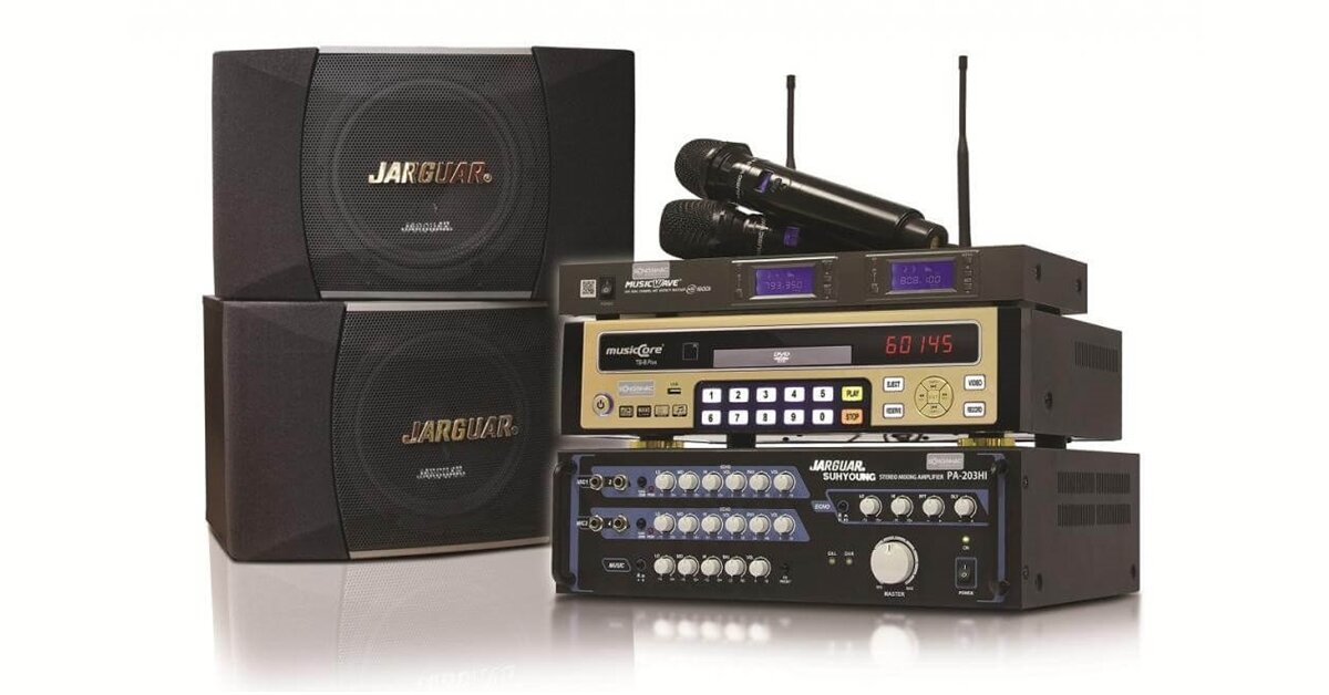 Nguyên nhân và cách khắc phục loa karaoke bị rè