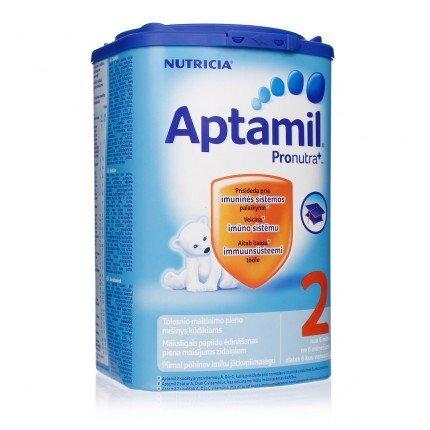 Sữa bột Aptamil 2 Đức - hộp 800g (dành cho trẻ từ 6 - 12 tháng)