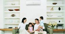 Nhà có trẻ nhỏ nên lắp máy điều hòa hay quạt điều hòa thì tốt hơn ?