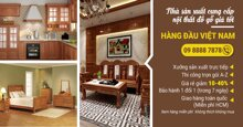 Nhà không cần quá to nhưng NÊN dùng đồ nội thất gỗ để vừa SANG vừa KHỎE