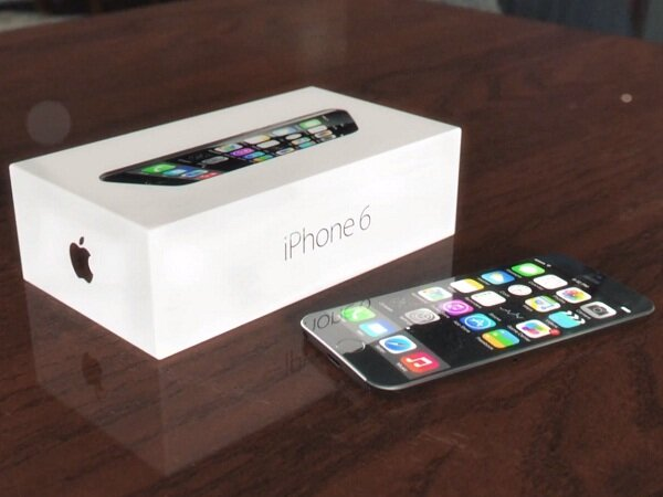 Nhà máy gia công cho Apple tuyển dụng kỷ lục