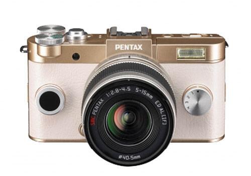 Nhận diện Pentax Q-S1 qua những hình ảnh rò rỉ