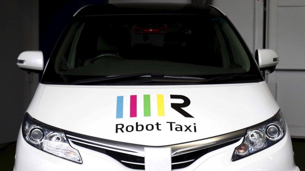 Nhật sẽ chính thức áp dụng dịch vụ taxi tự lái vào năm 2020