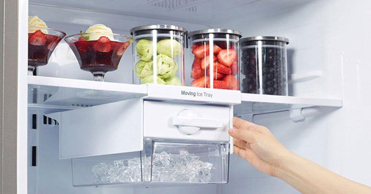 Nhiệt độ ngăn đá tủ lạnh bao nhiêu là phù hợp ?