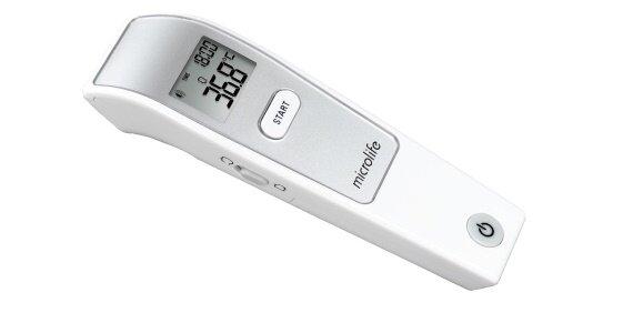 Nhiệt kế hồng ngoại đo trán Microlife FR1DL1: Chính xác và tiện dụng