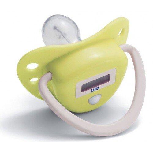 Nhiệt kế núm vú Laica TH 3002 – giải pháp đo nhiệt độ cho những bé sơ sinh
