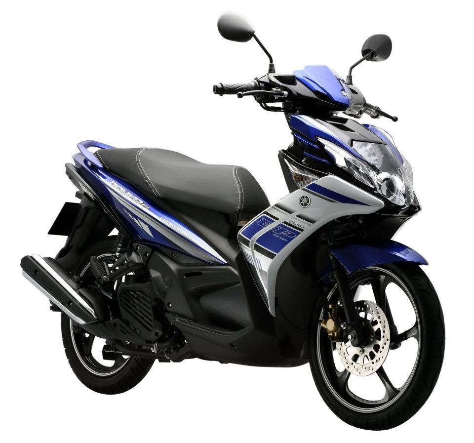 Nhìn lại lịch sử các dòng xe máy Yamaha Nouvo