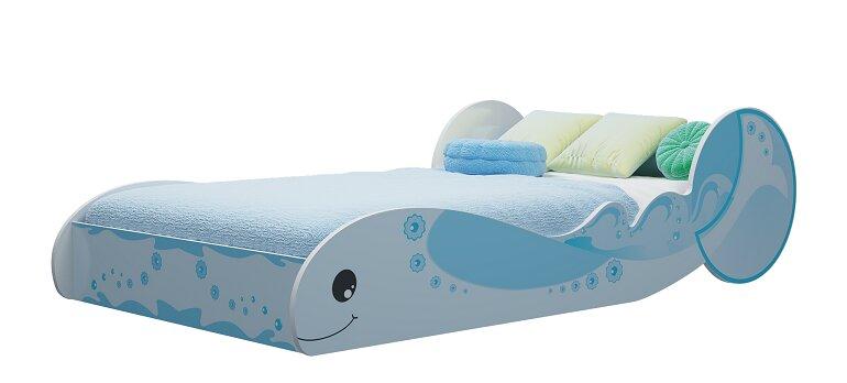 Giường ô tô 1m2 bằng nhựa