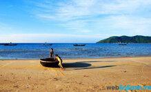 Những bãi biển đẹp không thể không đặt chân đến của mảnh đất Cố đô Huế