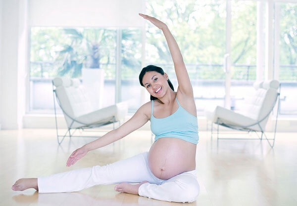 Những bài tập thể dục tốt nhất cho sức khỏe mẹ bầu