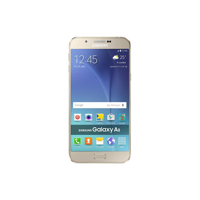 Những chi tiết giúp smartphone Samsung Galaxy A8 trở nên hấp dẫn với người dùng