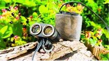 Những chiếc đèn pin tốt nhất cho những người đi xe đạp leo núi