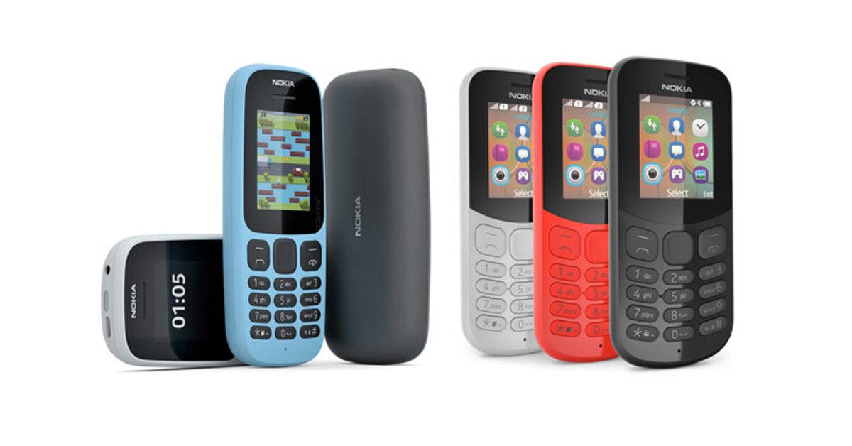 Những chiếc điện thoại Nokia giá rẻ dưới 500k vẫn được nhiều người quan tâm