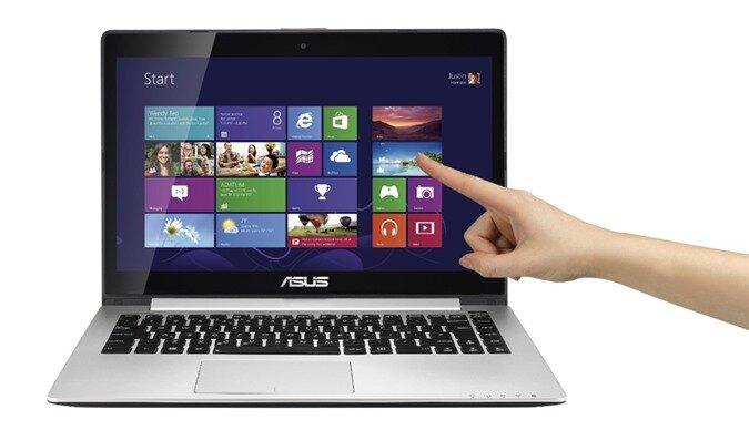 Những chiếc laptop màn hình cảm ứng được quan tâm nhất hiện nay