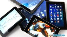 Những chiếc máy tính bảng màn hình lớn dành cho doanh nhân ( Phần I)