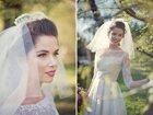 Những chiếc váy cưới theo phong cách vintage đẹp mãi với thời gian