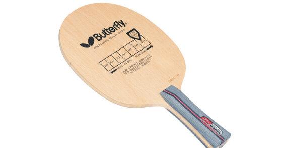 Những chiếc vợt bóng bàn Butterfly tốt nhất mọi thời đại